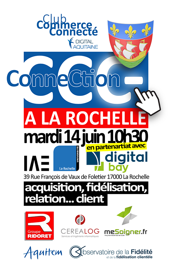 CEREALOG Digital Club La Rochelle