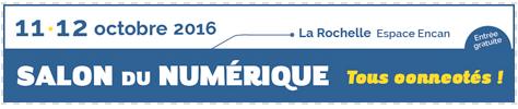 CEREALOG au Salon du Numérique 2016