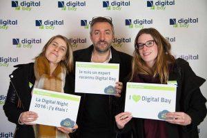 digital night 2016 - soirée organisée par digital bay