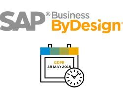 SAP ByDesign GDPR