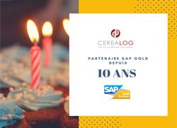 partenaire SAP 10 ANS