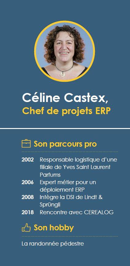 Céline spécialiste distribution
