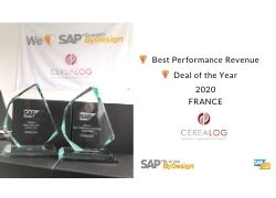 2 awards sap business bydesign
