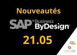 SAP ByDesign version 2105